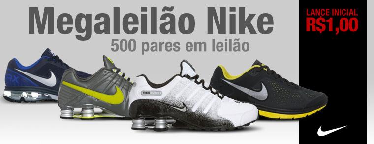 new concept 3b46a b76d3 Tênis Nike a partir de R  1,00